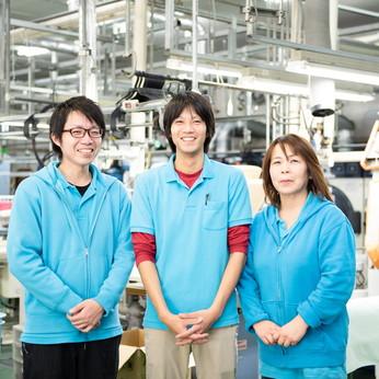 昭和59年に設立し、クリーニング店を展開する当社。自社工場スタッフの作業リーダーの募集です。
